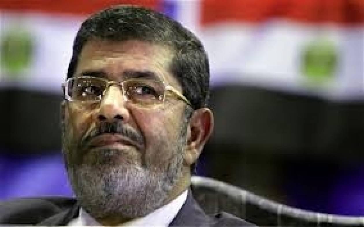 Αίγυπτος: Σήμερα η τρίτη δίκη του Μόρσι για κατασκοπεία