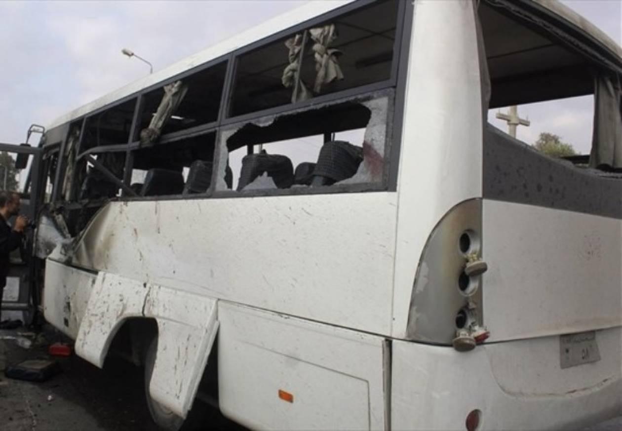 Έκρηξη σε τουριστικό λεωφορείο – 3 οι νεκροί
