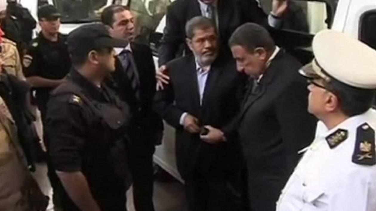 Αίγυπτος: Αναβλήθηκε η δίκη του Μόρσι