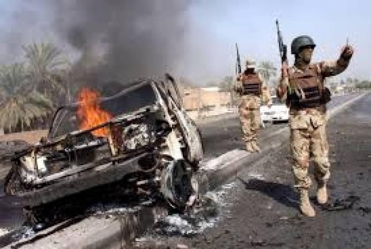 Ιράκ: Τουλάχιστον 17 άνθρωποι νεκροί από επιθέσεις