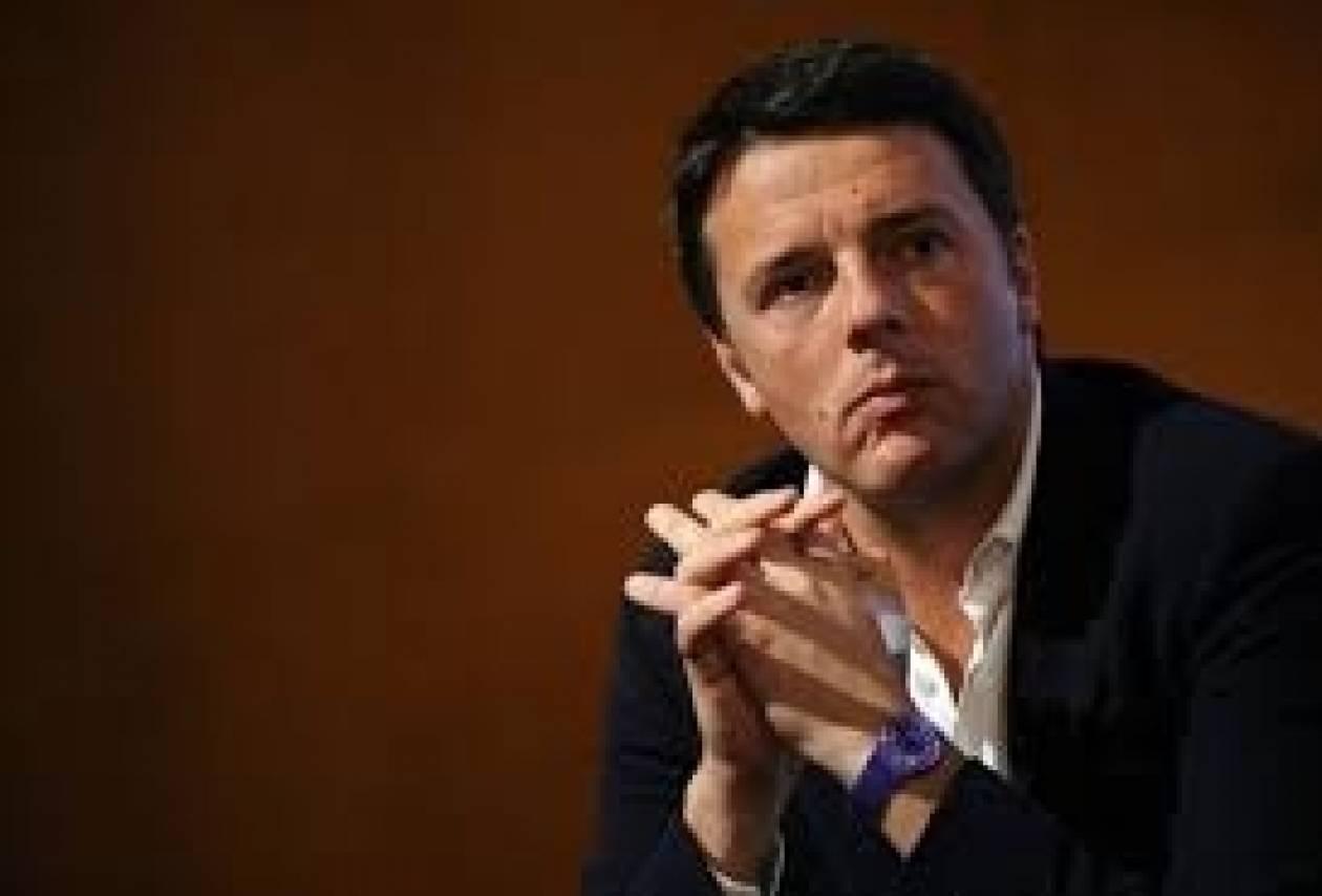 Ιταλία:Στο προεδρικό μέγαρο ο Ρέντσι για εντολή σχηματισμού κυβέρνησης