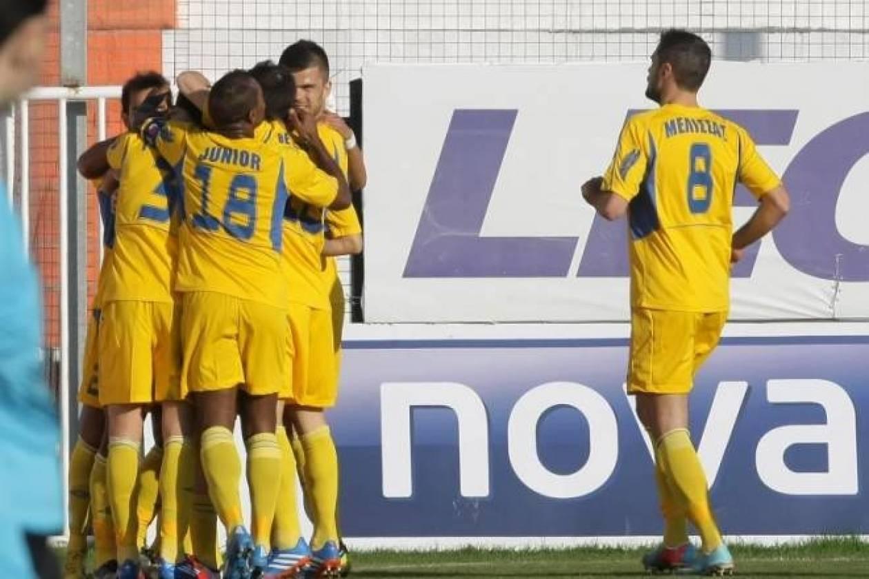 «Ζορίστηκε» αλλά νίκησε ο Παναιτωλικός, 2-1 τον Απόλλωνα