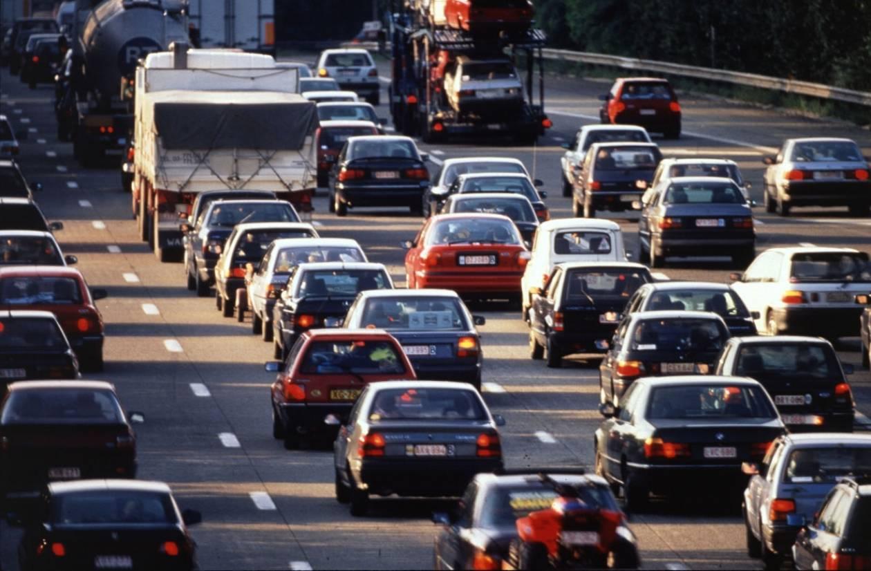 ΠΡΟΣΟΧΗ: Κυκλοφοριακές ρυθμίσεις στην Αθηνών - Λαμίας
