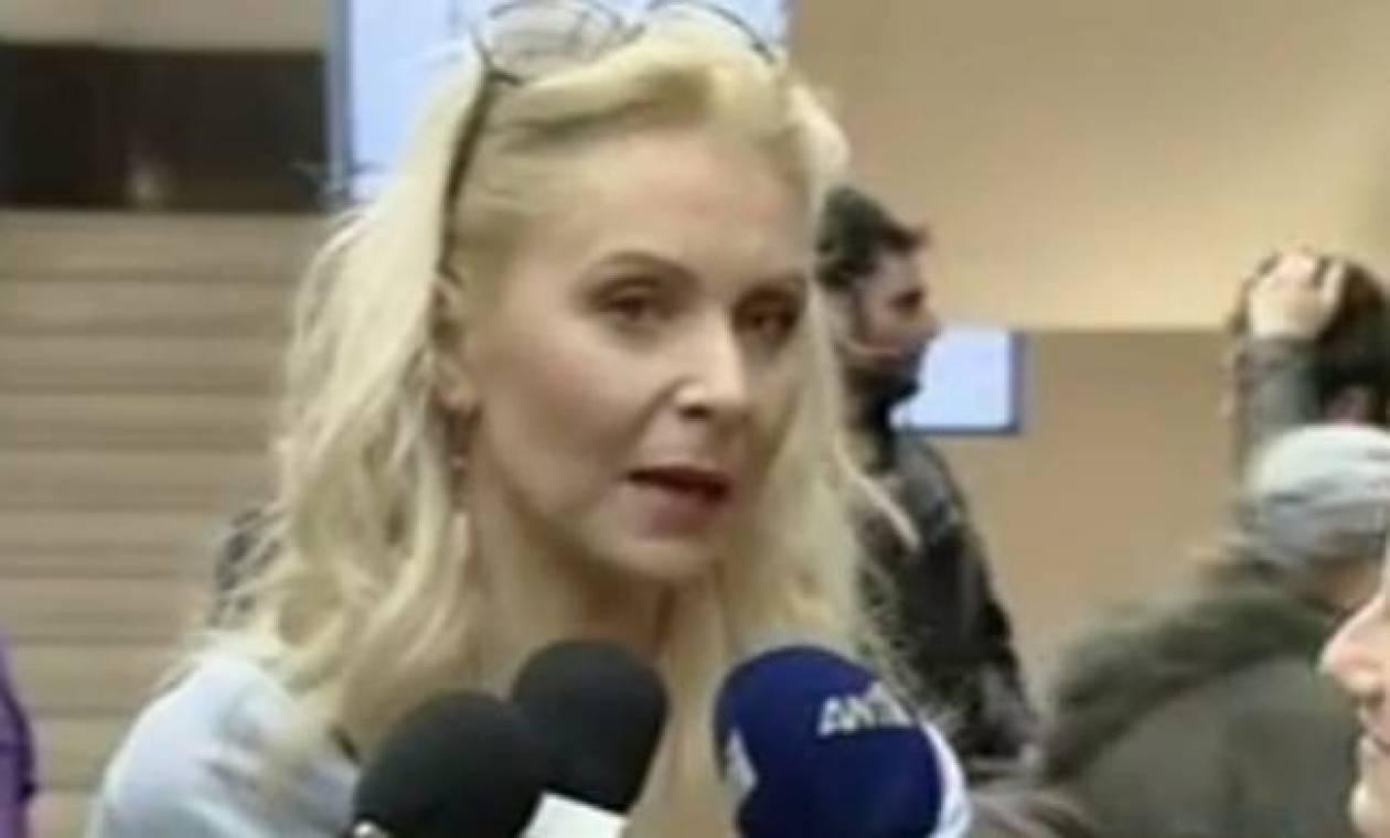 Κατερίνα Γκαγκάκη: «Εύχομαι στην Ζέτα ό,τι καλύτερο»