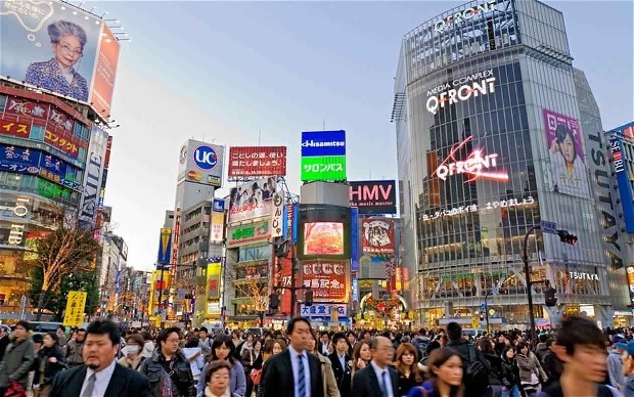 Σε χαμηλούς ρυθμούς κινήθηκε η ανάπτυξη στην Ιαπωνία