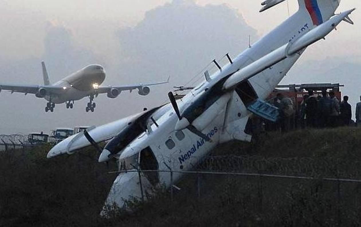 Νεπάλ: Εντοπίστηκαν τα συντρίμμια του αεροσκάφους της Nepal Airways