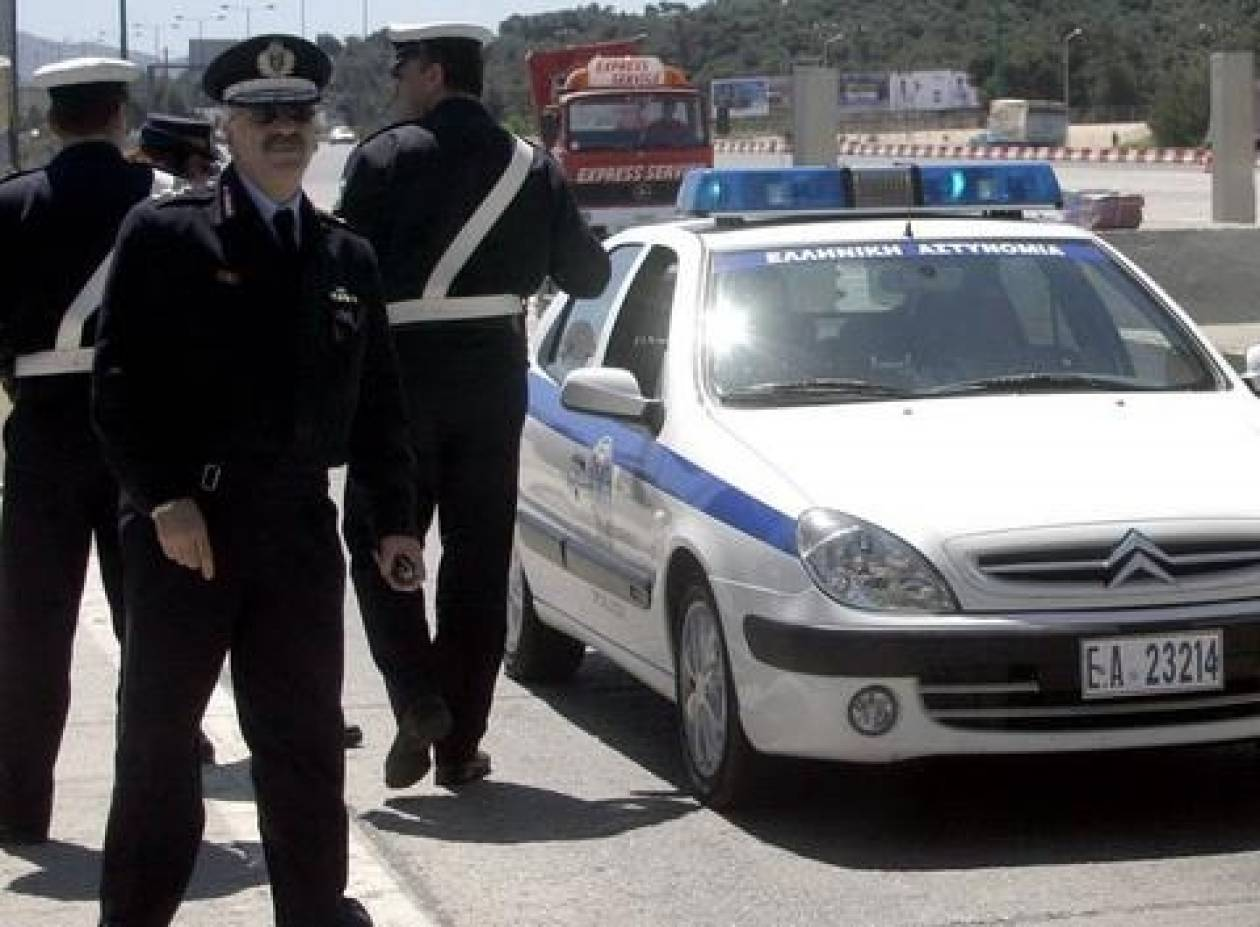 Κυκλοφοριακές ρυθμίσεις από σήμερα στην Αθηνών - Λαμίας