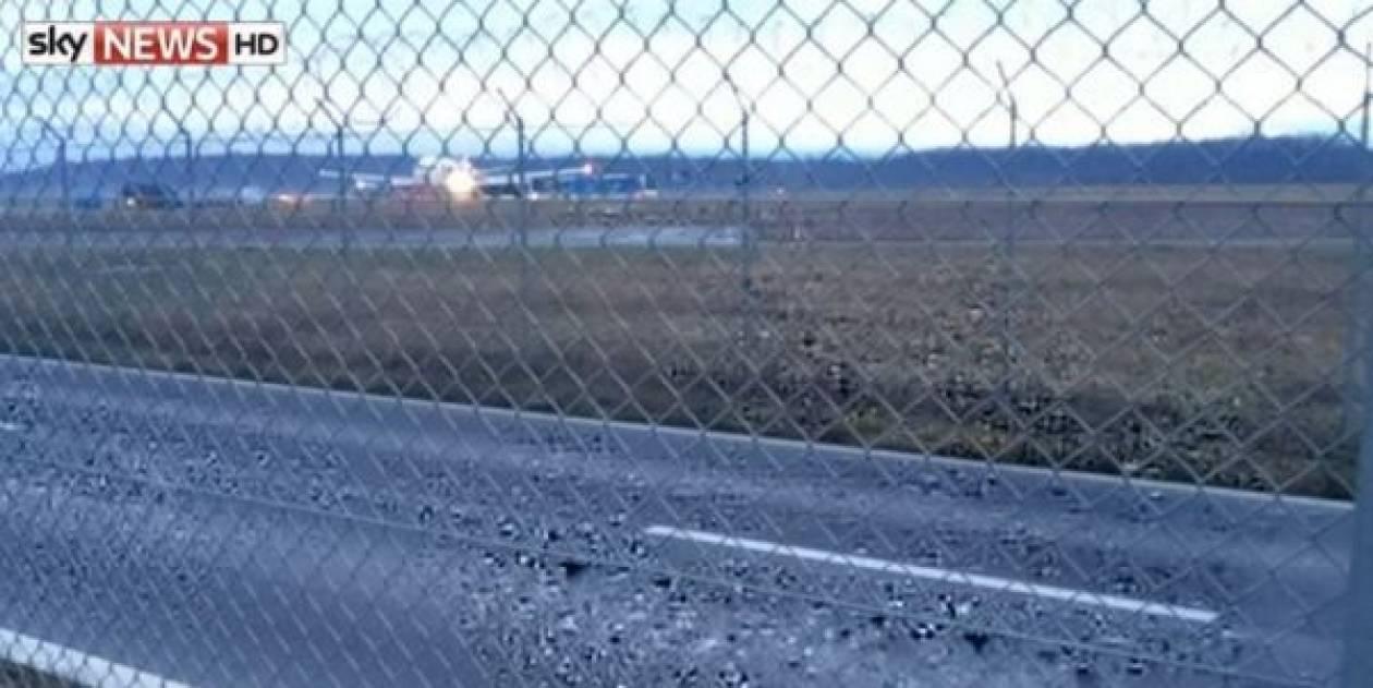 Έληξε η αεροπειρατεία στη Γενεύη - Συνελήφθη ένας άνδρας