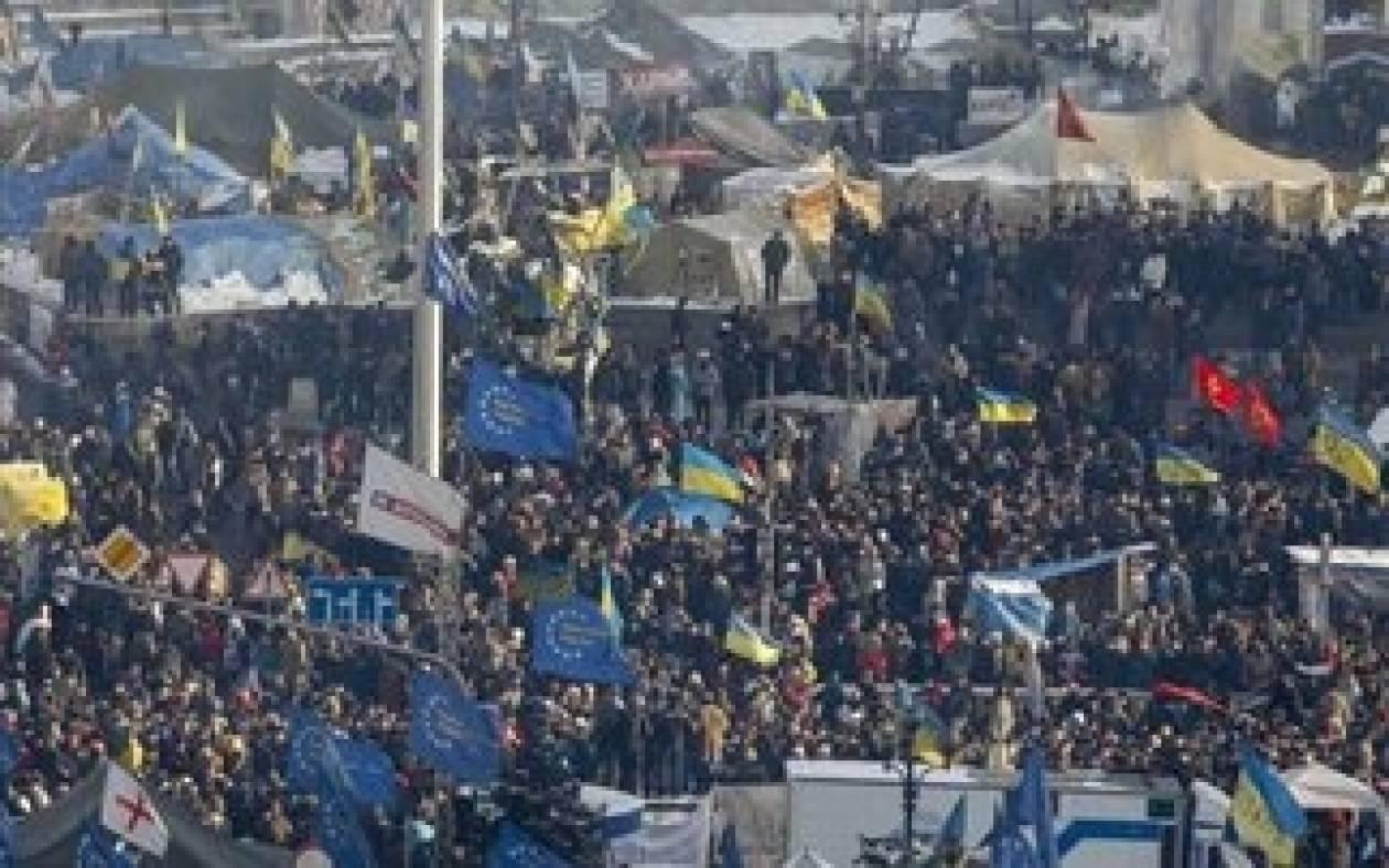 Χορηγείται αμνηστία σε Ουκρανούς διαδηλωτές