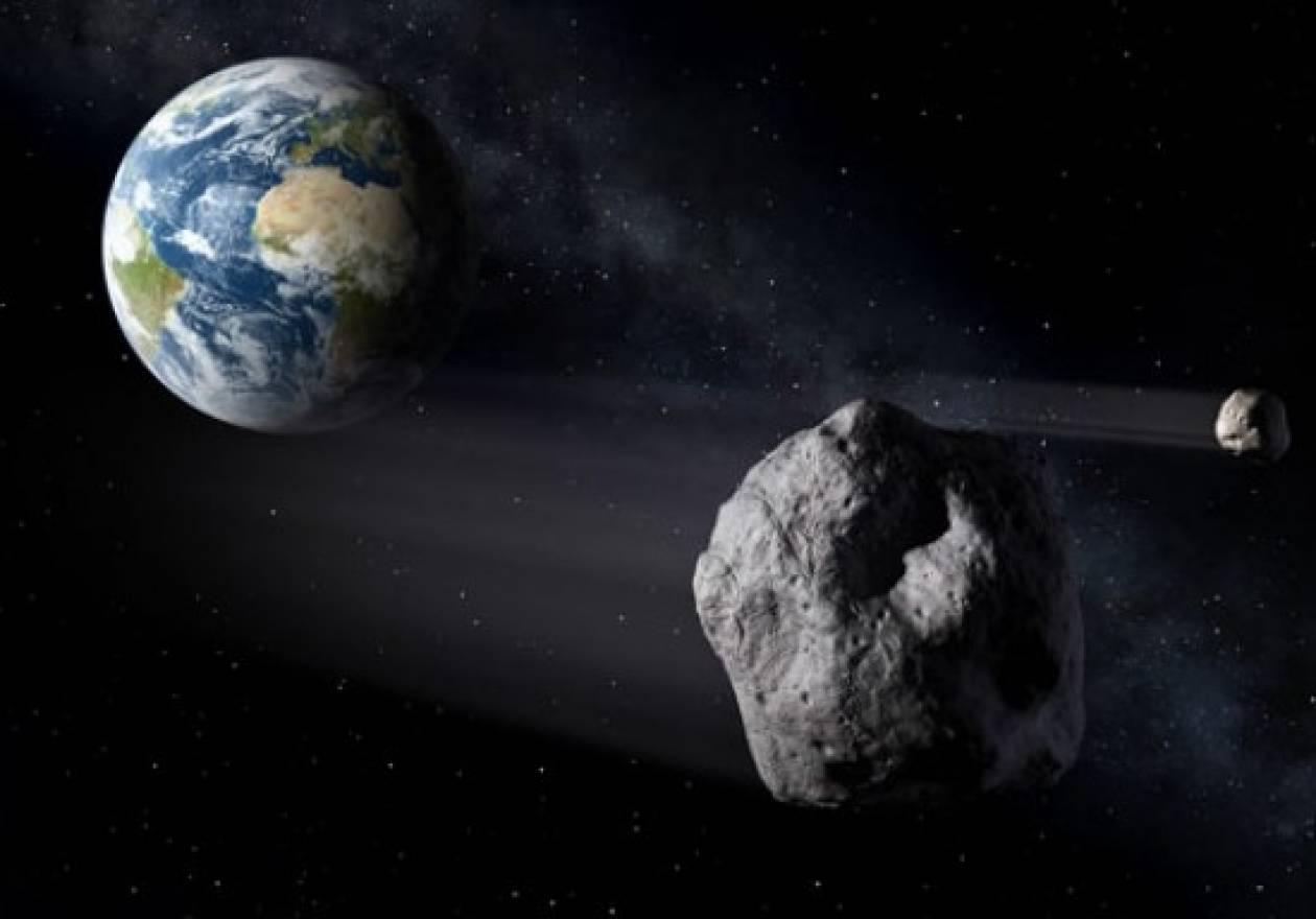 Αστεροειδής θα περάσει «ξυστά» από τη Γη τα ξημερώματα