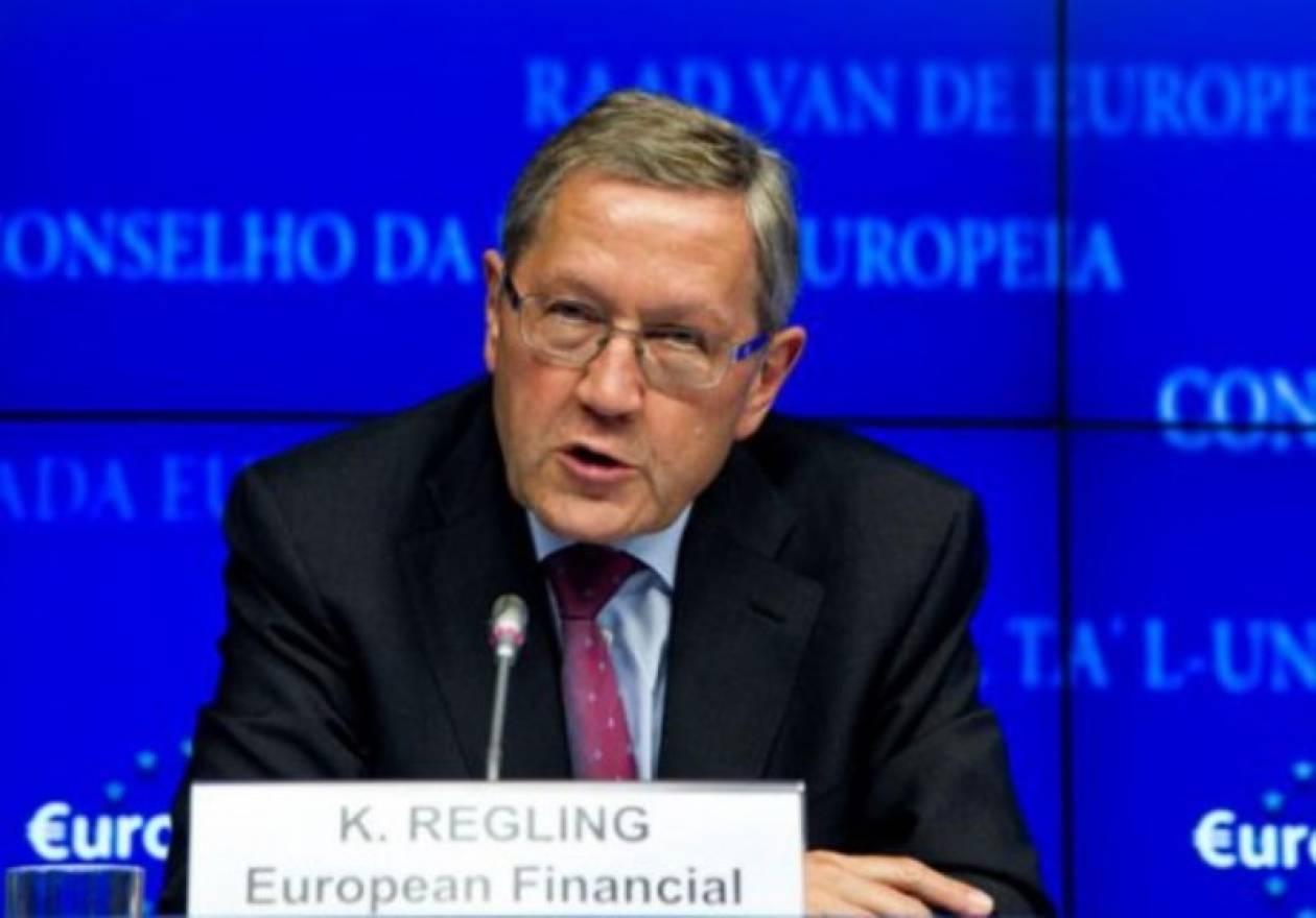 Ρέγκλινγκ: Εύσημα στην Ελλάδα για τις μεταρρυθμίσεις