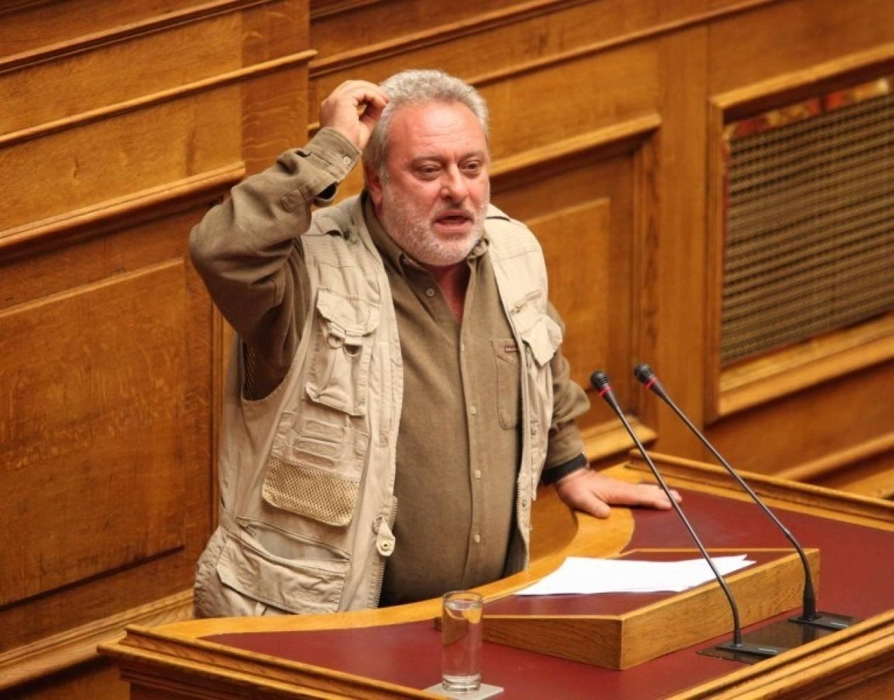 Ψαριανός: Θα είμαι υποψήφιος ευρωβουλευτής με τη ΔΗΜΑΡ