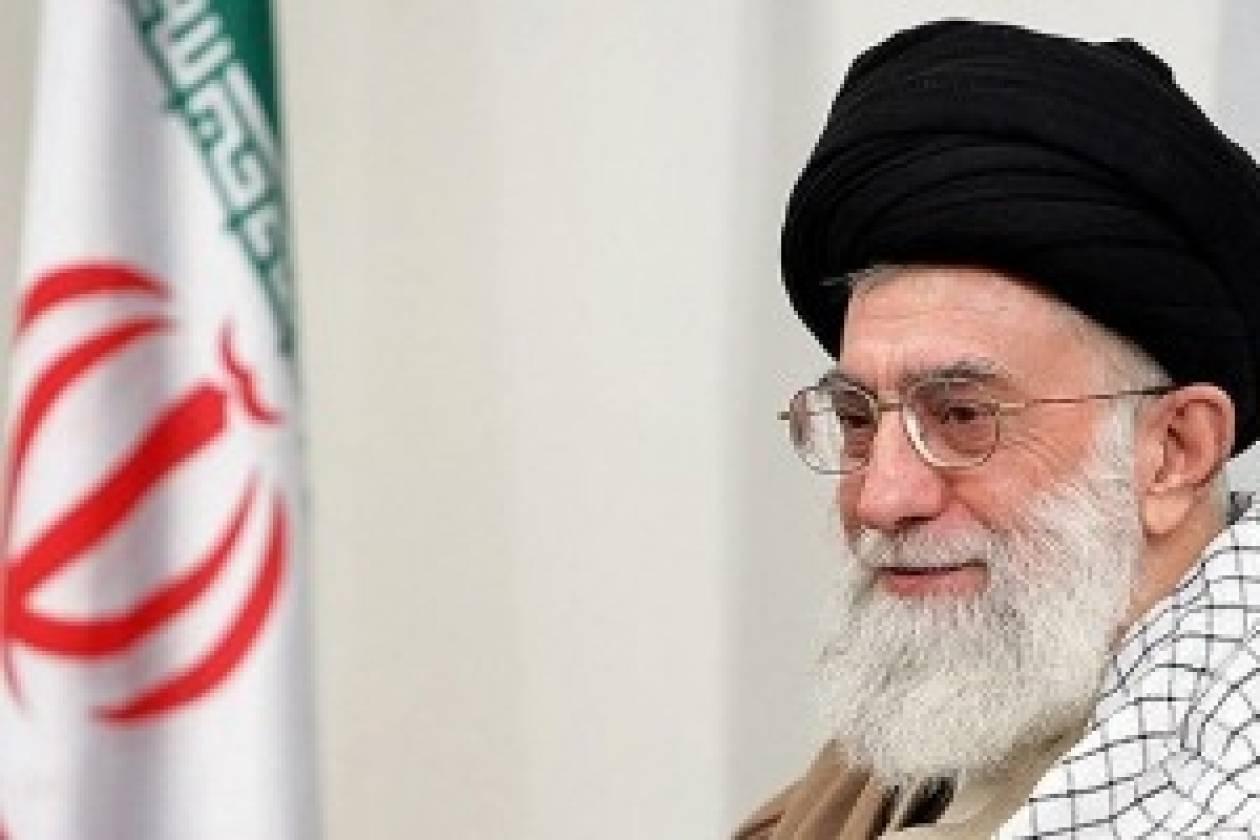 Χαμενεΐ: Οι πυρηνικές διαπραγματεύσεις δε θα οδηγήσουν πουθενά