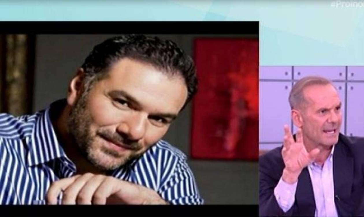 Κωστόπουλος: Εμένα με κράζανε «που πας με τις κατίνες»