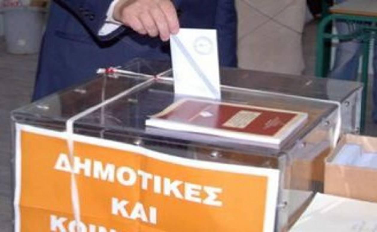 Κόντρες για τις παραιτήσεις υποψηφίων στις αυτοδιοικητικές εκλογές