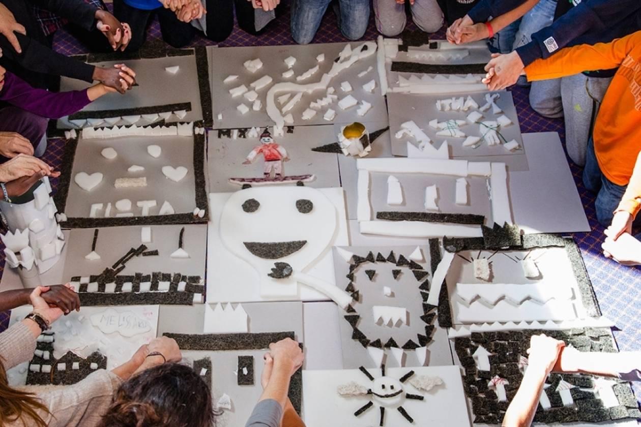«100 στρώματα ταξιδεύουν στην Ελλάδα» από την DIMSTEL