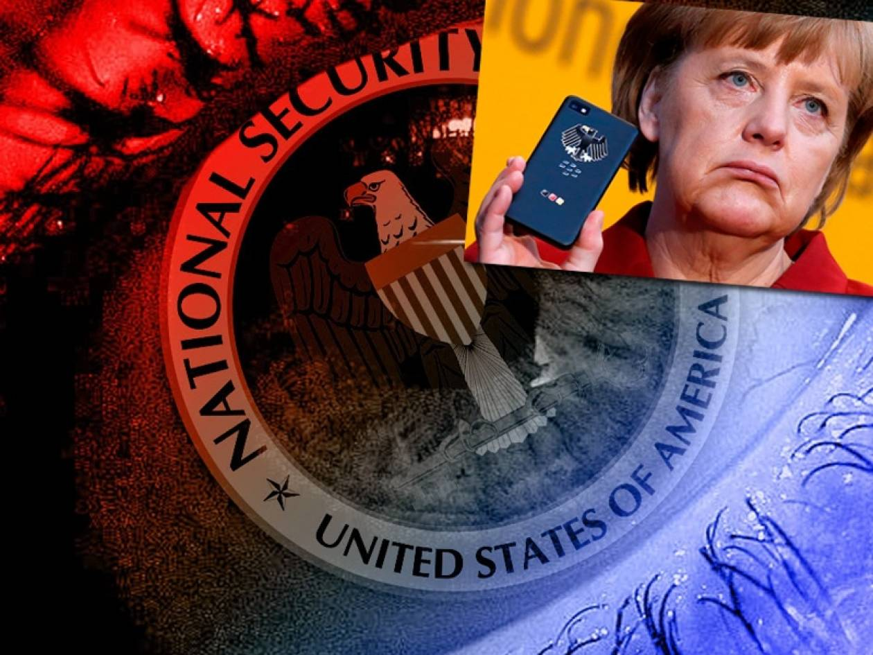 Στα άκρα η σύγκρουση της Μέρκελ με τις ΗΠΑ για τις υποκλοπές