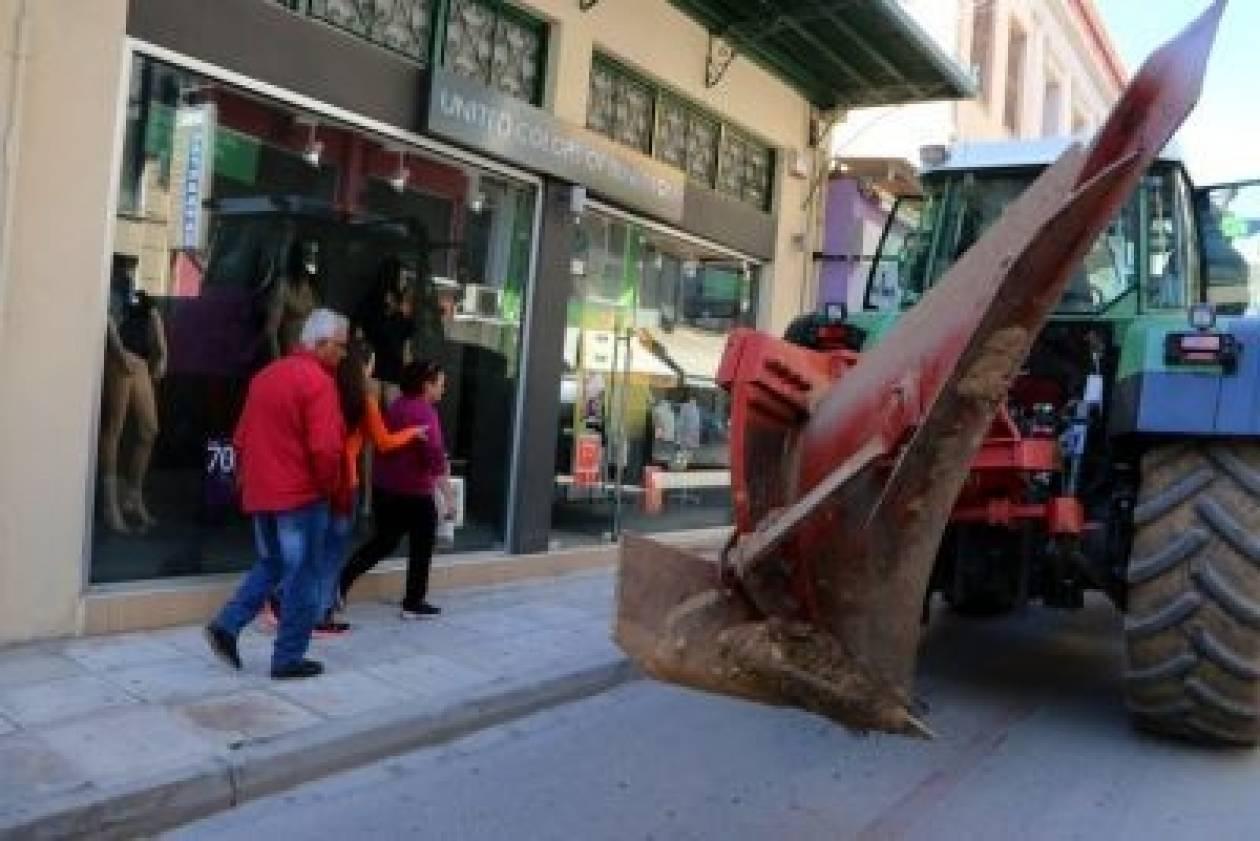 Παναργολικό συλλαλητήριο ελεύθερων επαγγελματιών και αγροτών στο Άργος