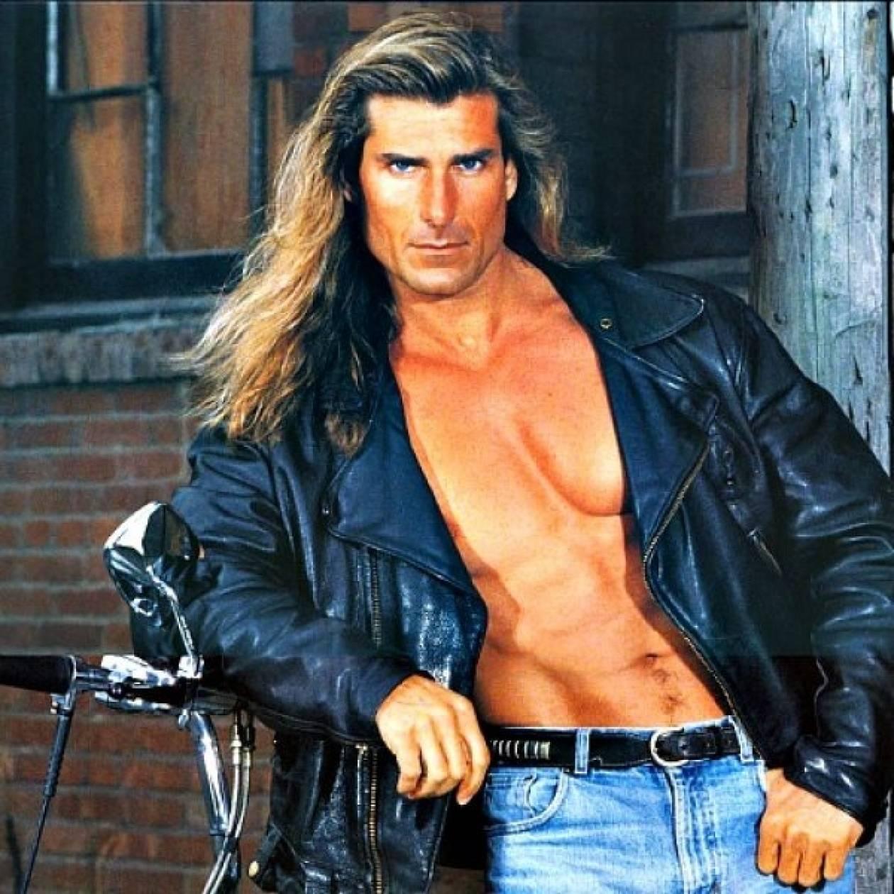 Θυμάστε τον Fabio, τον ωραιότερο άντρα των 80s;