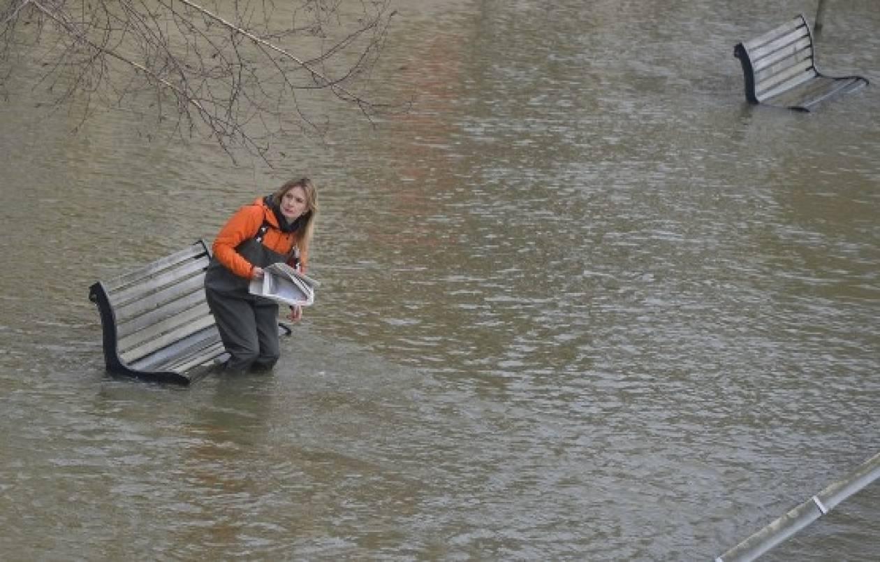 Φόβοι για νέες πλημμύρες στη Βρετανία