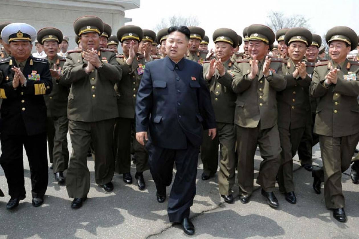 Αρνητική η Κίνα στο ενδεχόμενο παραπομπής της Βόρειας Κορέας στο ΔΠΠ