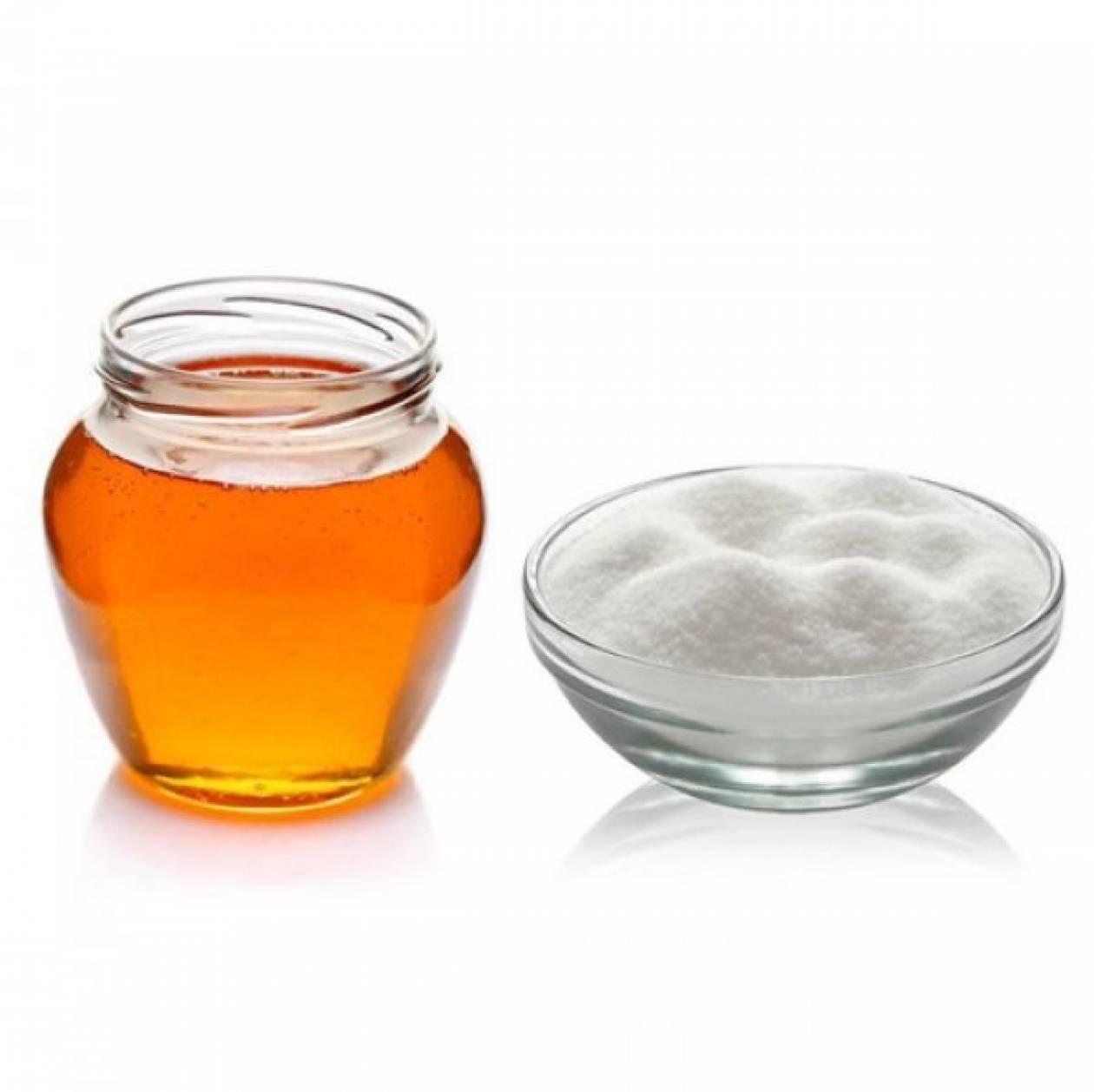 Η ζάχαρη παχαίνει περισσότερο από το μέλι: Αλήθεια ή ψέμα;