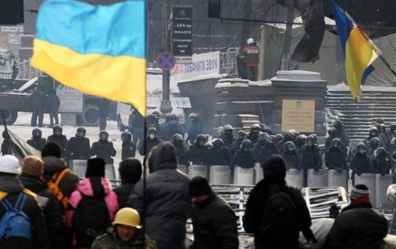 Νέες συγκρούσεις στο Κίεβο