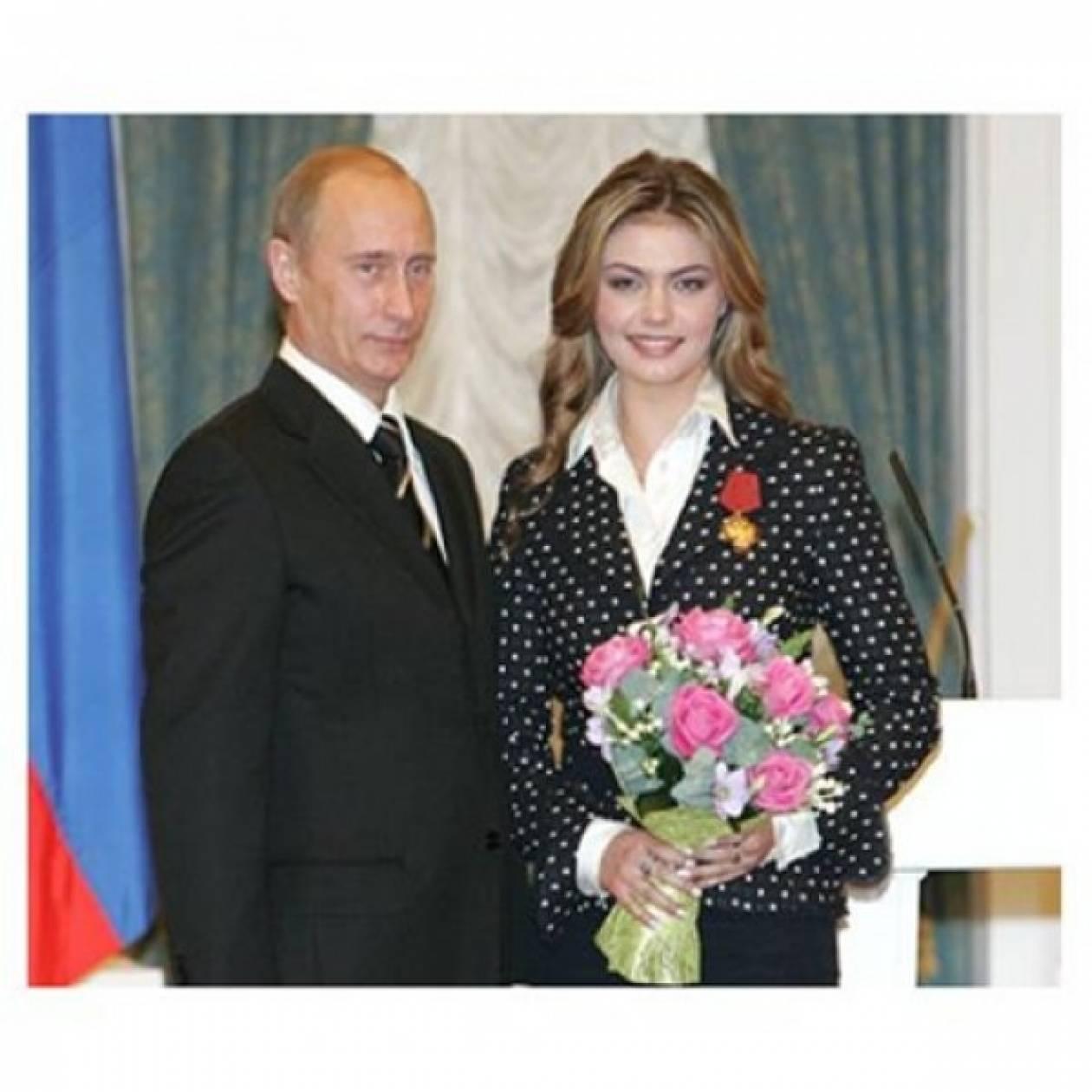Τελικά η Alina Kabayeva παντρεύτηκε κρυφά τον Vladimir Putin;