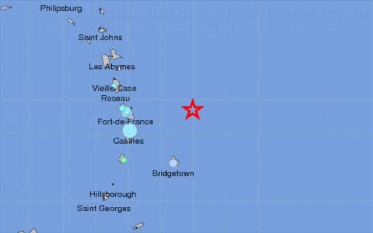 Σεισμός 6,7 Ρίχτερ στα Μπαρμπέιντος