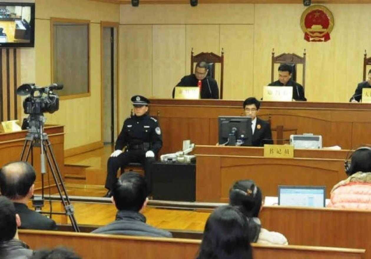 Σε θάνατο καταδικάστηκε αστυνομικός που σκότωσε έγκυο