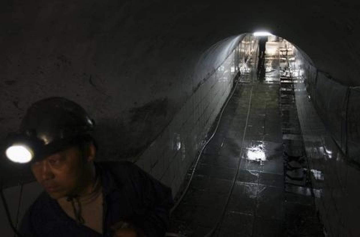 Ουκρανία: Επτά ανθρακωρύχοι νεκροί μετά από έκρηξη