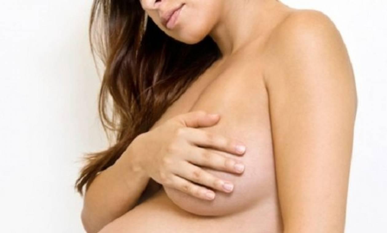 Μικρά μυστικά για σφριγηλό στήθος μετά τη γέννα!