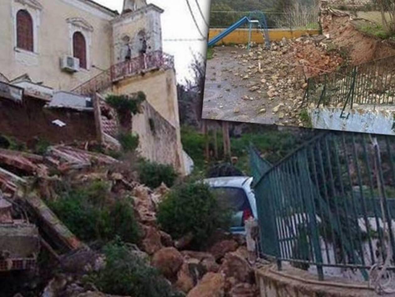 Κεφαλονιά: Κατεδαφιστέο το 2,5% των κτιρίων με ζημιές
