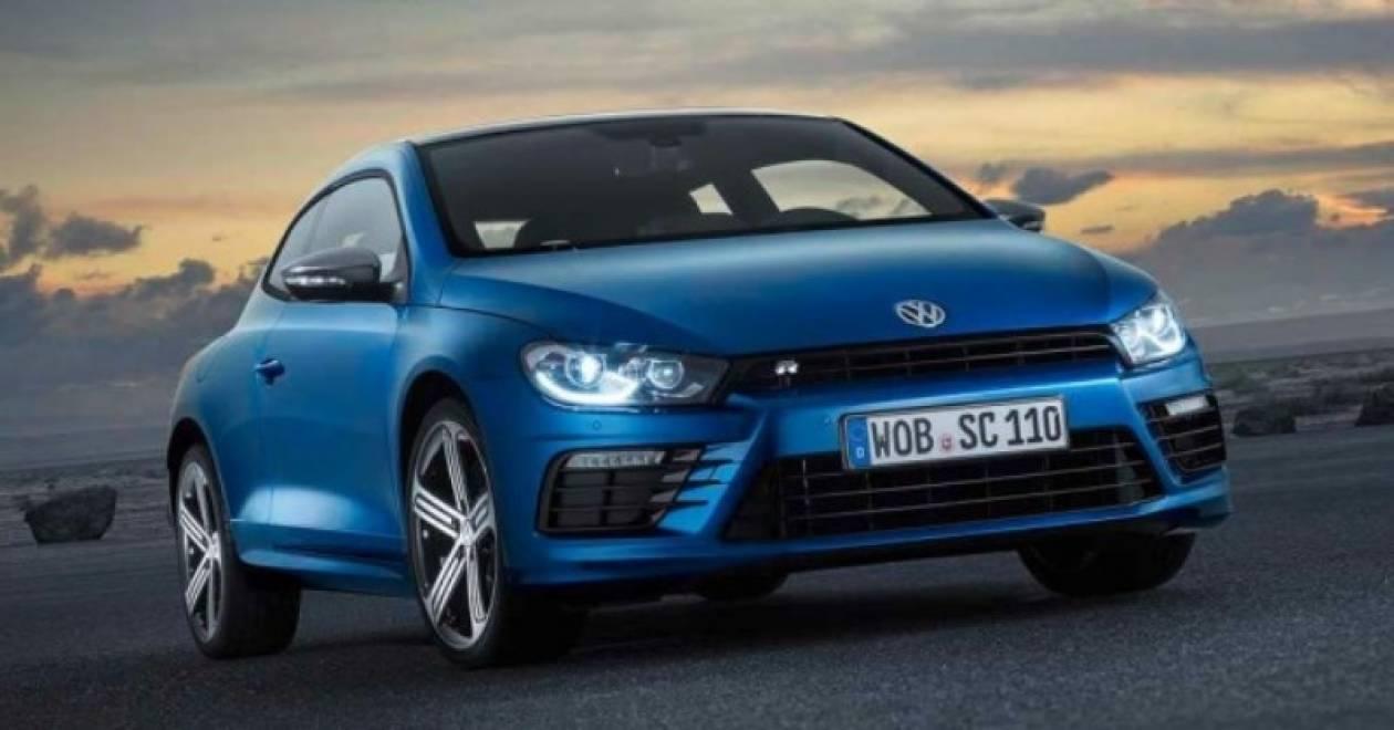 Το VW Scirocco ανανεώνεται και συνεχίζει