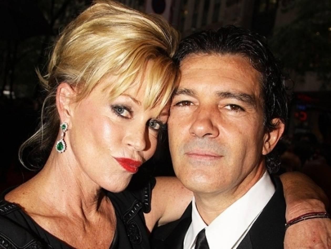 Antonio Banderas και Melanie Griffith: Το γόρδιο δέσιμο δύο λιονταριών