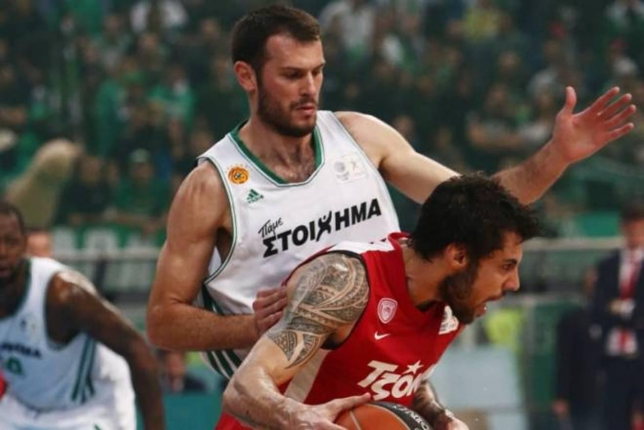 «Αμοιβαίος σεβασμός για Παναθηναϊκό και Ολυμπιακό»