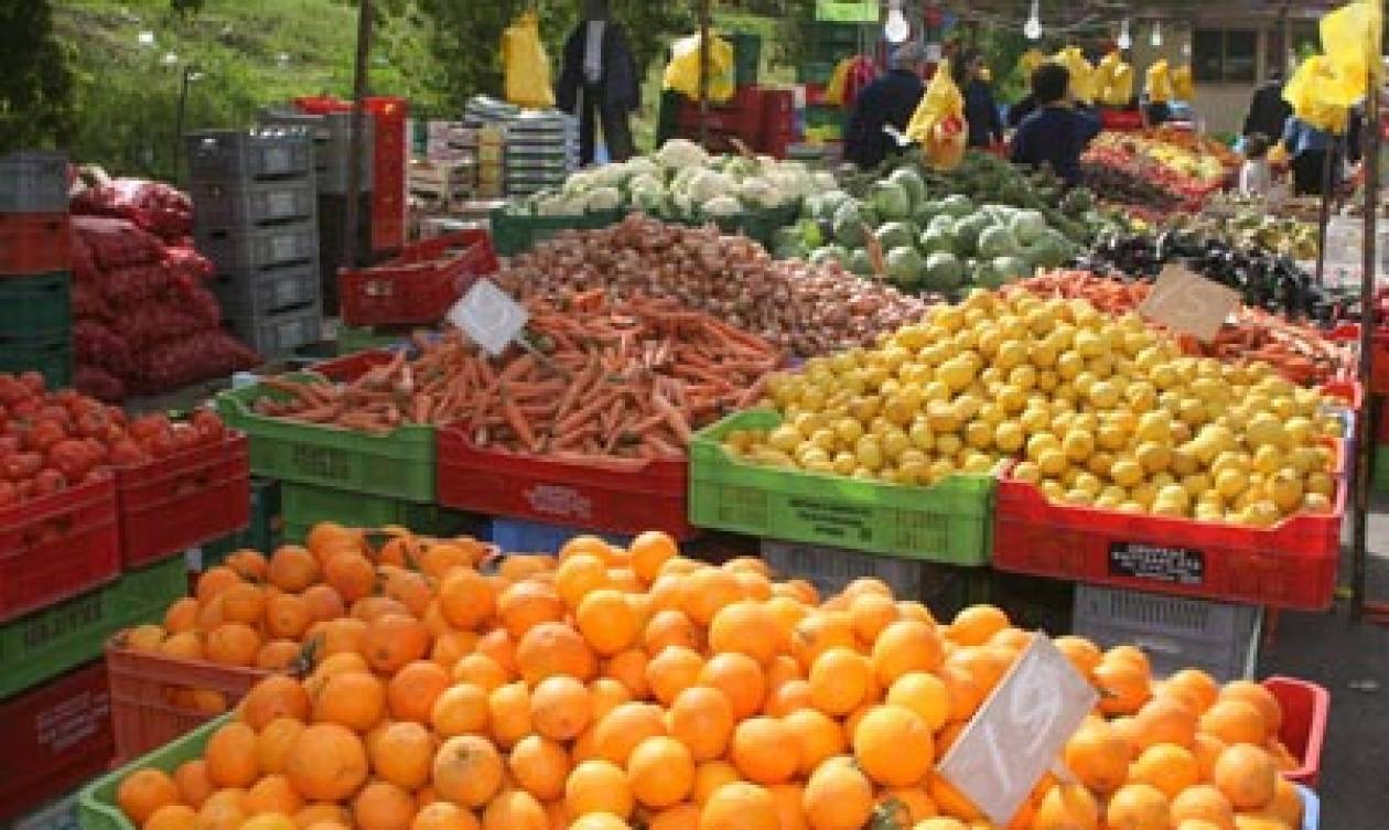 Στο Παναγροτικό Συλλαλητήριο και οι παραγωγοί λαϊκών αγορών