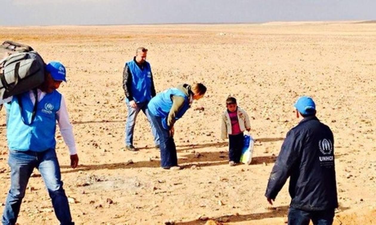 Η αλήθεια για τον 4χρονο που βρέθηκε μόνος του στην έρημο