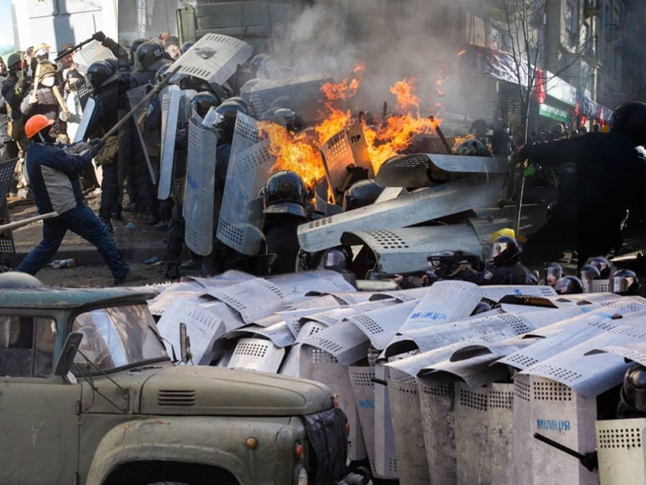 Εκτός ελέγχου η κατάσταση στο Κίεβο