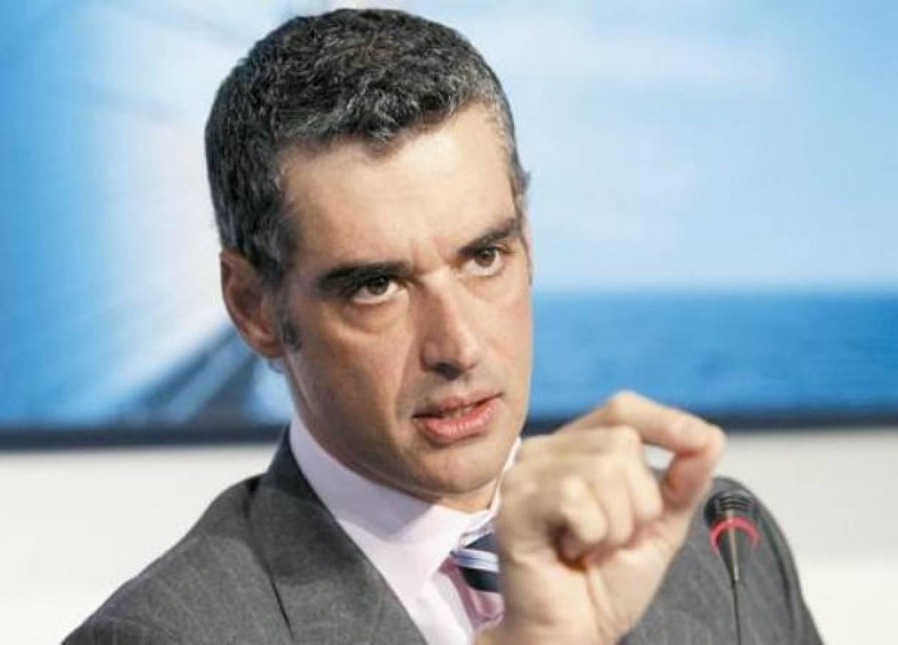 Επίθεση Σπηλιωτόπουλου στον ΣΥΡΙΖΑ για το παραεμπόριο