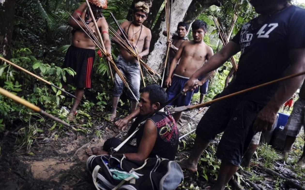 Αυτοί είναι οι «φύλακες» του Αμαζονίου (pics)