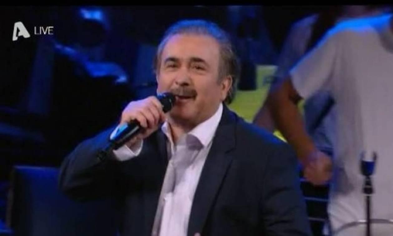 Ο Λαζόπουλος επέστρεψε με το «Τσαντίρι» του