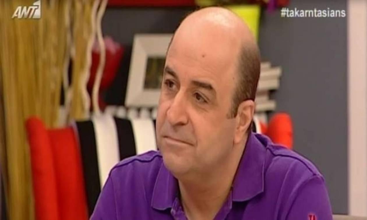 Μάρκος Σεφερλής: «Λείπω από την τηλεόραση γιατί δεν είχα προτάσεις»