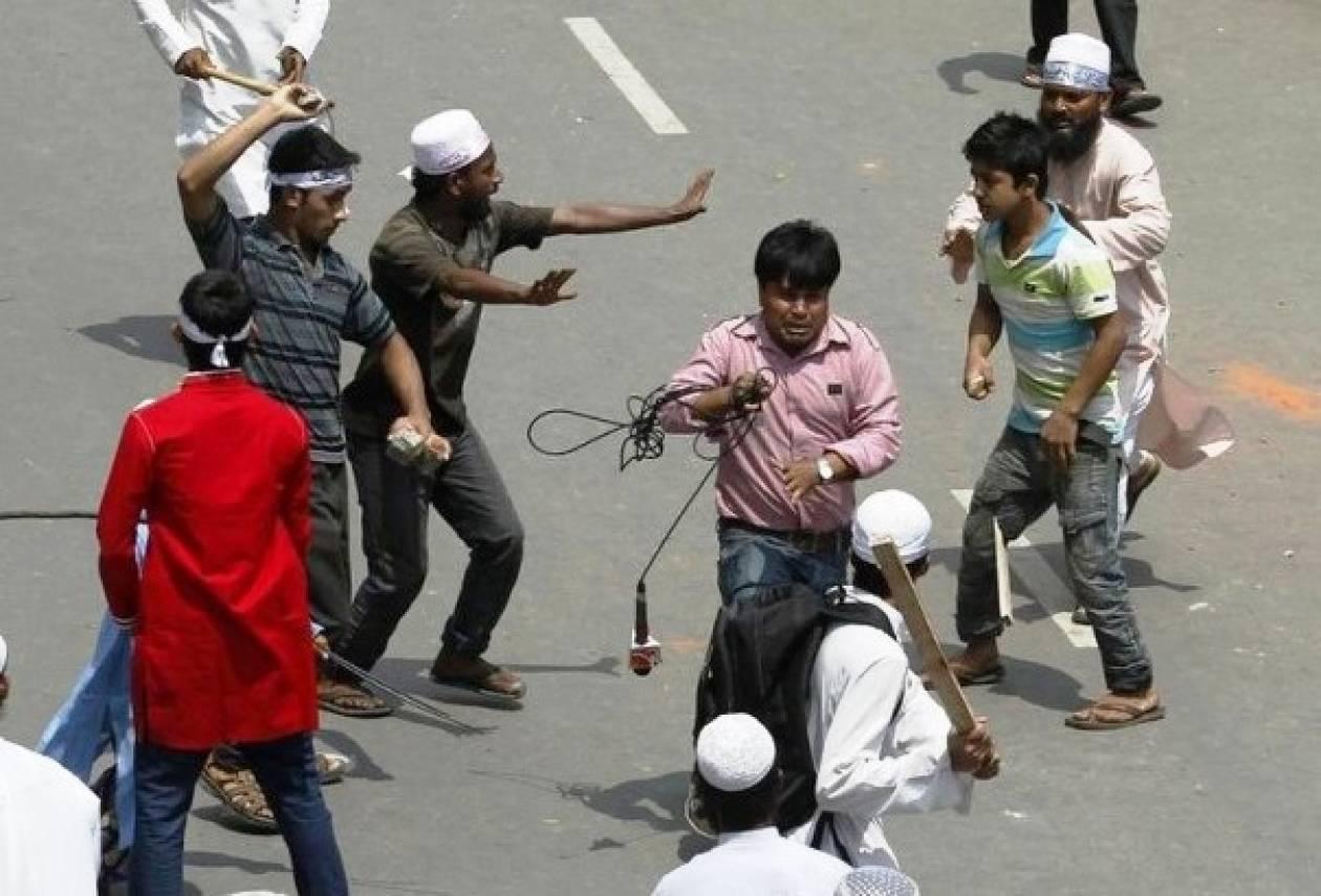 INSI: 134 δημοσιογράφοι σκοτώθηκαν το 2013