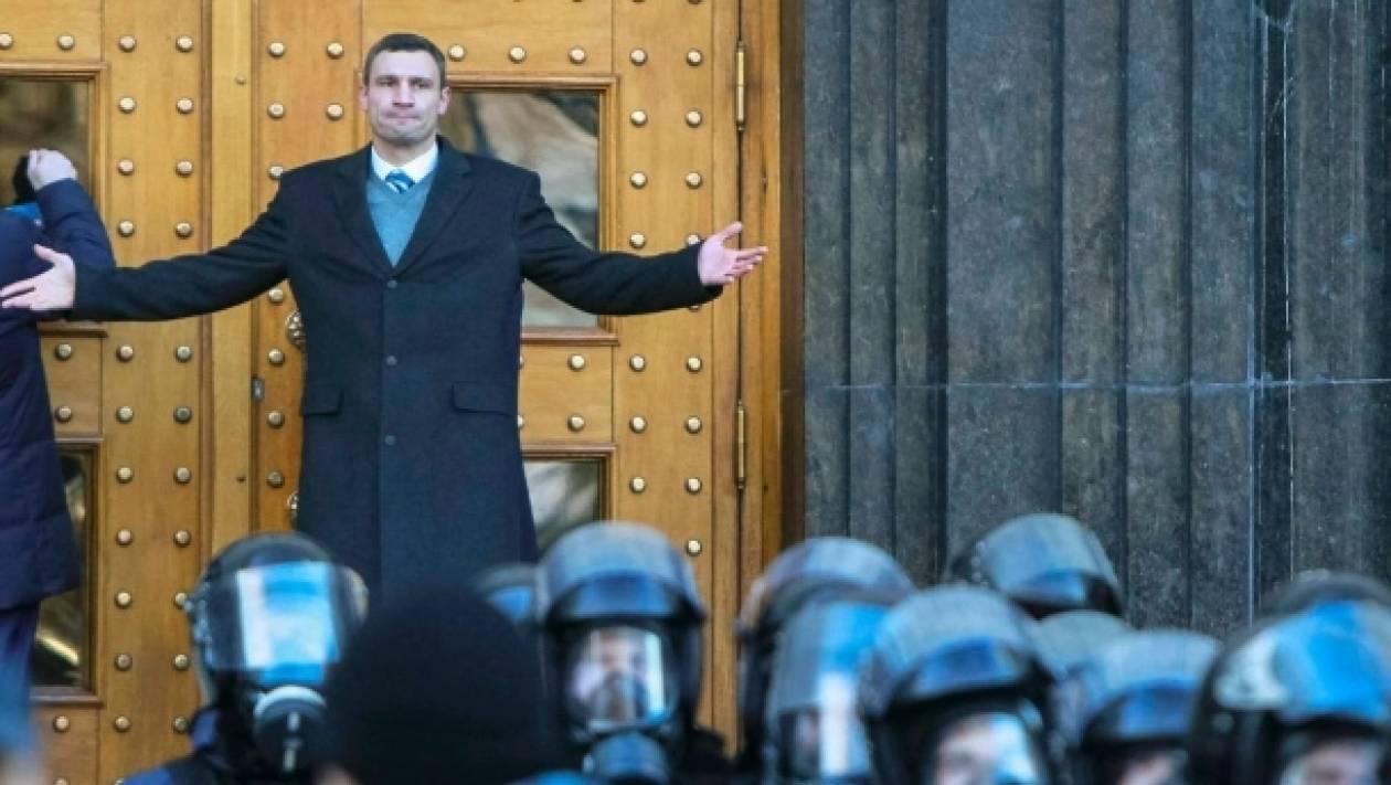 Βιτάλι Κλίτσκο:Oι συνομιλίες με τον πρόεδρο Γιανουκόβιτς «κατέρρευσαν»