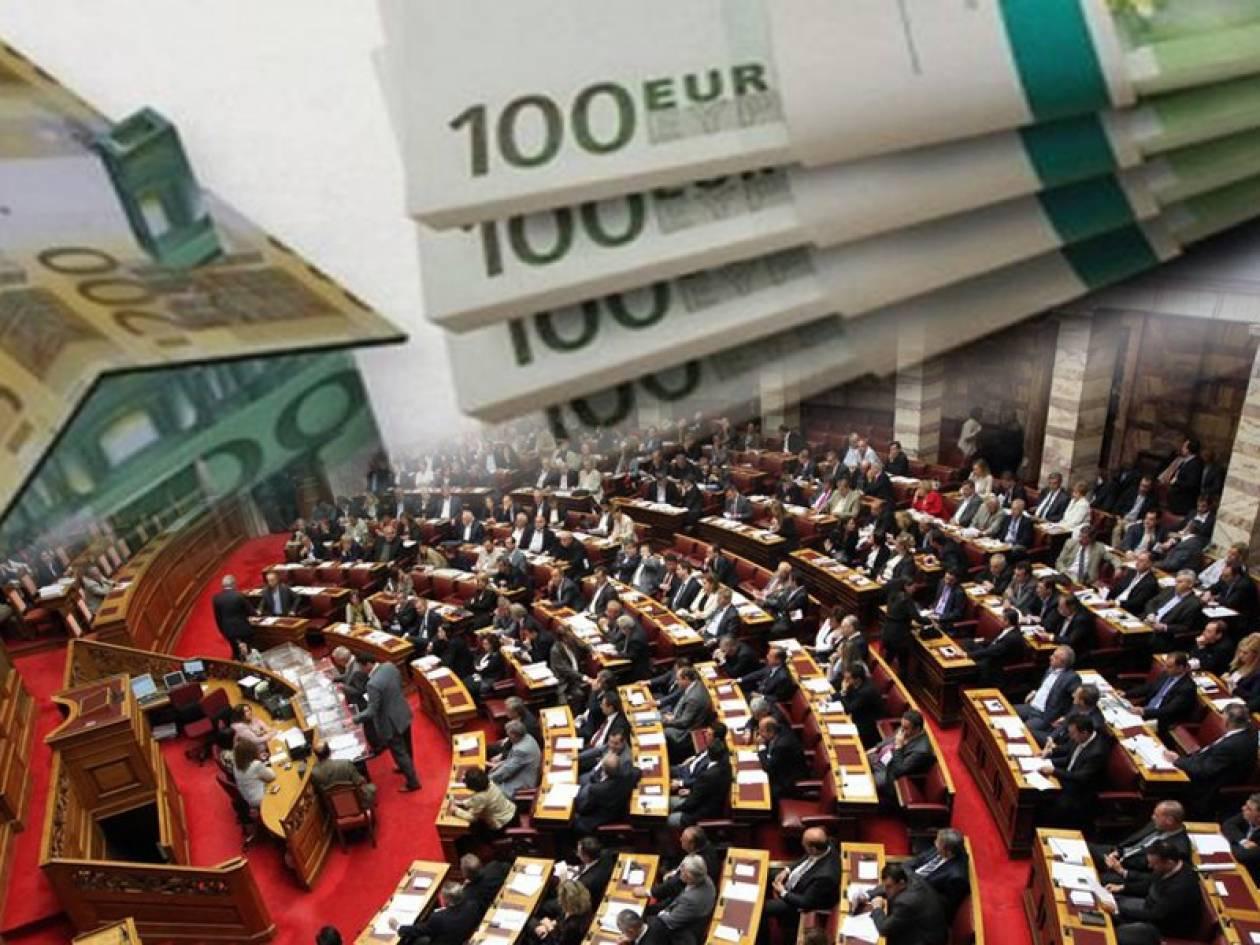 Νομοσχέδιο-σκούπα για πρόστιμα και φόρο υπεραξίας