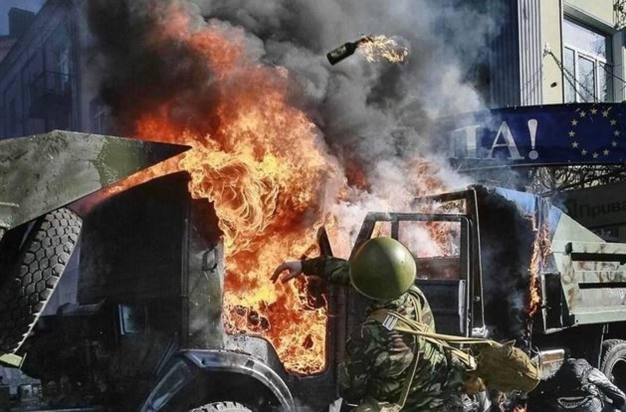 Κίεβο: Συγκλονιστικές φωτογραφίες από την «κόλαση» στην Ουκρανία