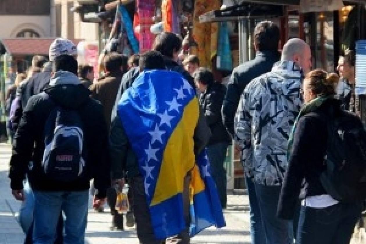 Νέες αντικυβερνητικές διαδηλώσεις στη Βοσνία