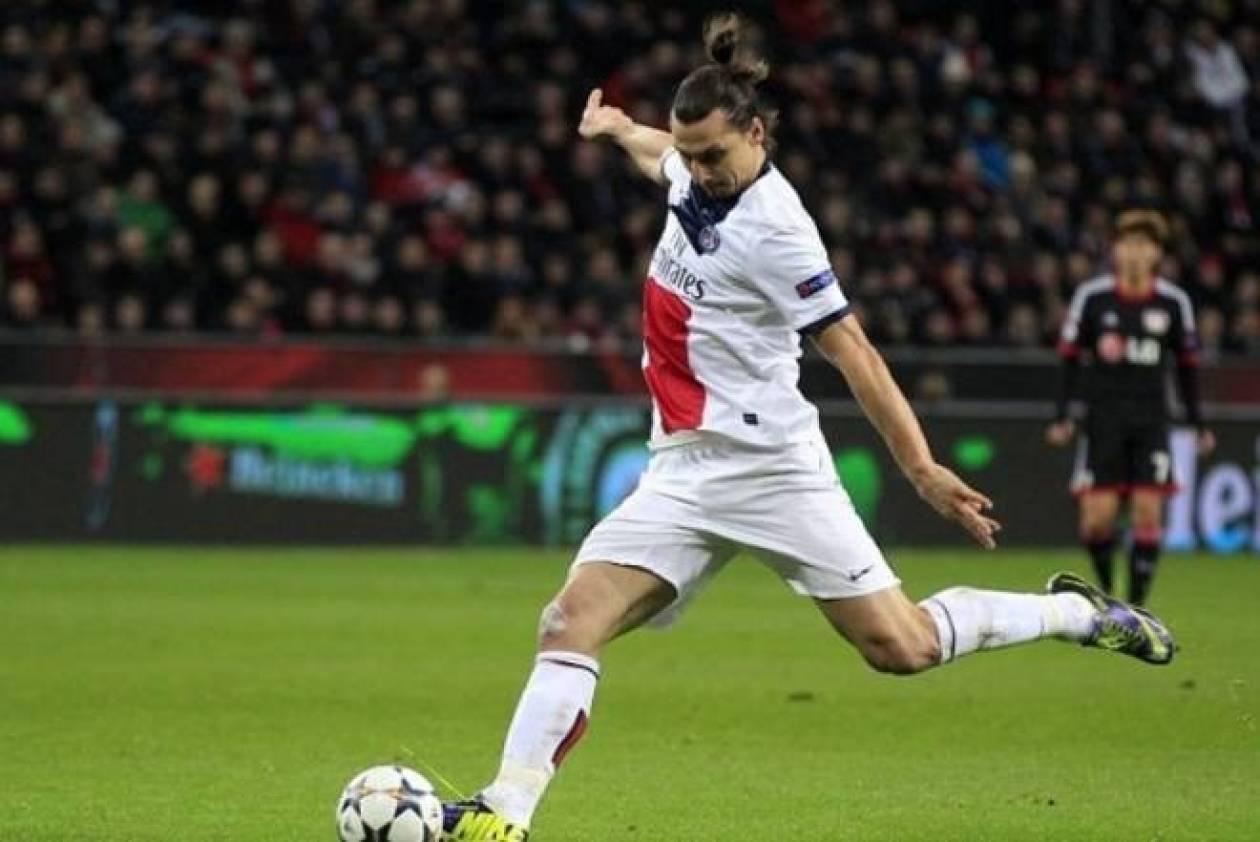 Ιμπραΐμοβιτς: «Δεν υπάρχει… λάθος πόδι!» (photos+videos)