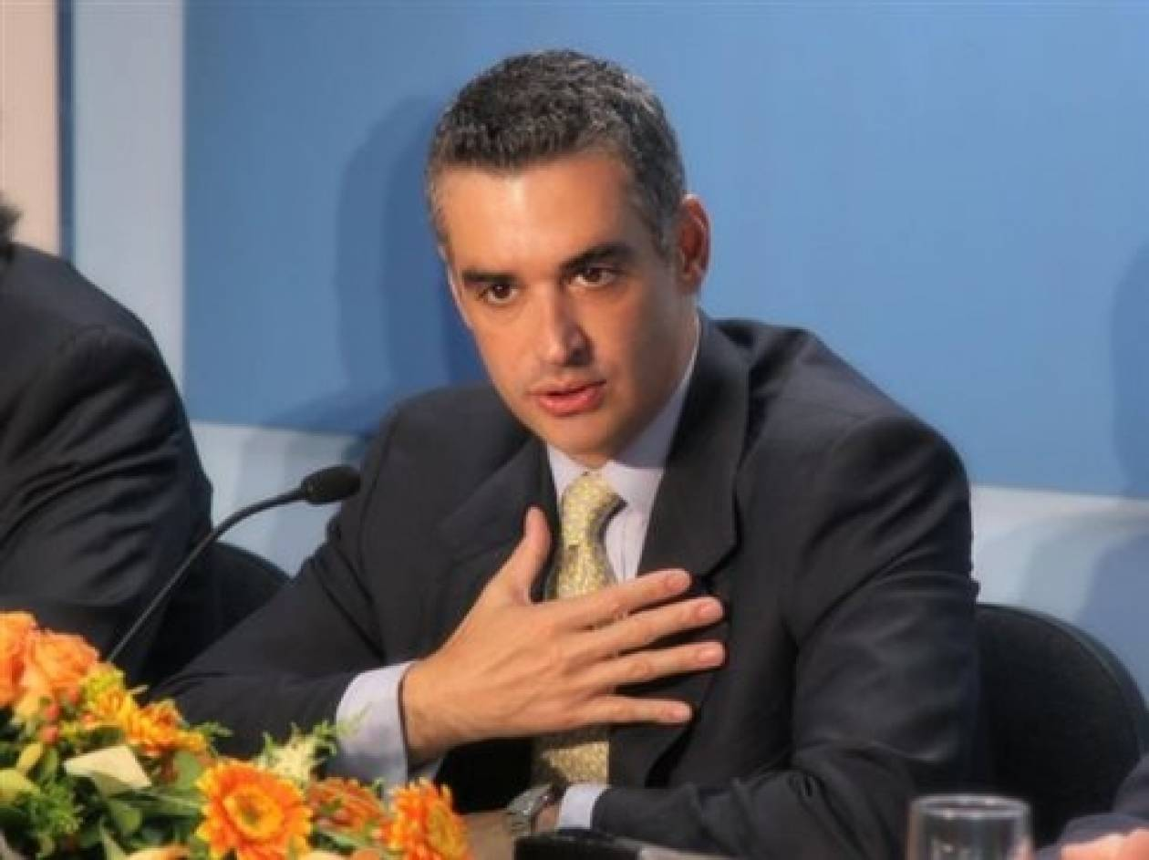 Σπηλιωτόπουλος: Η Αθήνα μπορεί να γυρίσει σελίδα